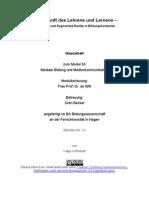 Zukunft Des Lehrens Und Lernens_Kohlstedt_2012