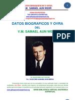 01 19 Datos Biograficos y Ovra Del v.m. Samael Aun Weor Www.gftaognosticaespiritual.org
