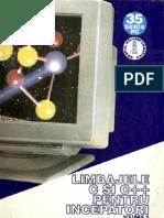 Negrescu Liviu Limbajele C Si C Pentru Incepatori Vol 2