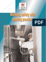 Working Safely With Coating Powders