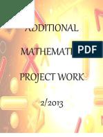 Add Math Folio Index Number