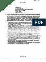 SK B1 IT Fdr- Memo Re SAIC Contract for IT Service 528