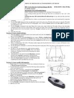 Mel110 Lab Sheets