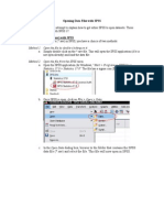 Importing Excel Data Into SPSS
