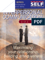 SuperSelf 101 Interpersonal Communication Tips