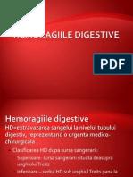 Curs 4 Hemoragiile Digestive