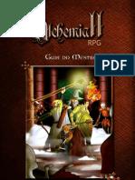 Alchemia RPG 2 - Guia Do Mestre - Taverna Do Elfo e Do Arcanios