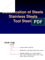 Kuliah 05 (Classification of Steels)