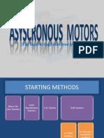 Asyscronous Motors