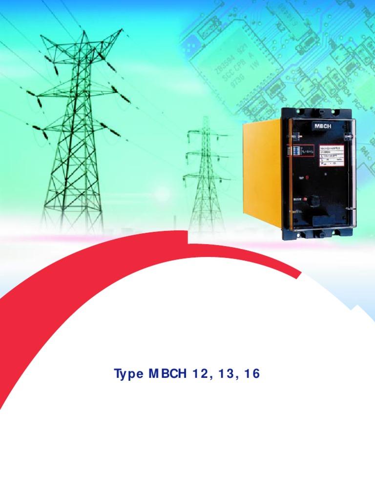 mbch relay transformer rh scribd com