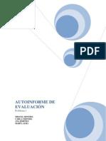 7. AUTOINFORME DE EVALUACIÓN