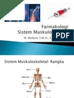 Farmakologi Sistem Muskuloskeletal