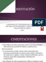 cimentaciones ppx