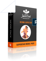 JTB SUPERSTAR Model Pack