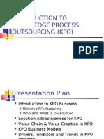 KPO Industry