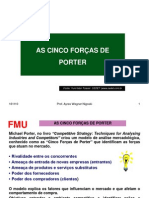 As cinco forças de Porter - 161110