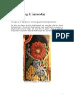 Métis Beading and Embroidery