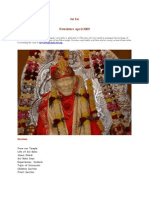 Shirdisaila.org newsletter April 09