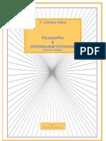 Livro Filosofia e Intersubjetividade