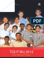 TCS IT  Wiz Quiz Book 2012