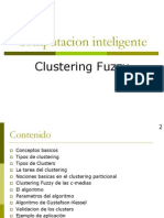 Clustering 2