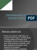 contaminacion bolsas plásticas