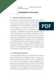 Vorlesung Grundbegriffe Der Soziologie