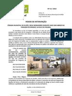 2013-13 - PI - Abrigo Na Rua Da Padaria Quelfes - 4 Anos Sem Abrigo de Passageiros Do Minibus