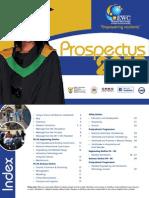 EWC Prospectus 2013