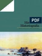 históri da historiografia
