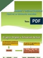 POBREZA, HAMBRE Y DESNUTRICIÓN