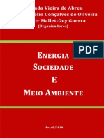 Energia Sociedade e Meio Ambiente