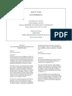 Ley Indigena CHILE