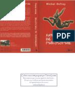 Onfray, Michel - Antimanuel De Philosophie.pdf