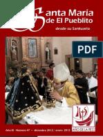 Revista Santa María del Pueblito - Número Cuarenta y Siete