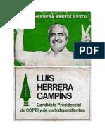 Gobierno de Luís Herrera Campins