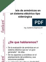 Analisis Armonico Siderurgicas[1]