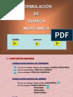 Formulacion Inorganica New