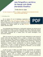 García López, Huerga Melcón & Rodríguez Pardo - Teoría materialista de la Fotografía