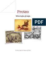 PROTEO (Mitología Griega)
