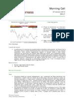 Finanza MCall Daily 27052013