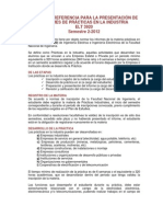 Marco de Referencia Para Informes 2-2012