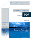 Whitepaper Ground Potential Rise Explained