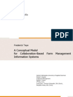 A Conceptual Model for Collaboration-Based Farm Management Information Systems