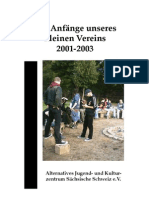 Sachbericht 2003