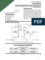 Iru3065-Positive to Negative Dc to Dc Controller