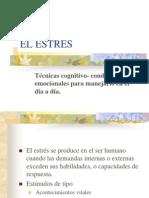 8 Manejo Del Estres