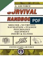 143354995 U S a F Survival Handbook