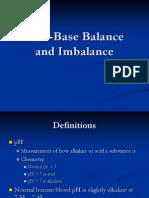 Acid Base Balance 2]