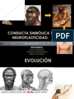 CONDUCTA SIMBÓLICA Y NEUROPLASTICIDAD